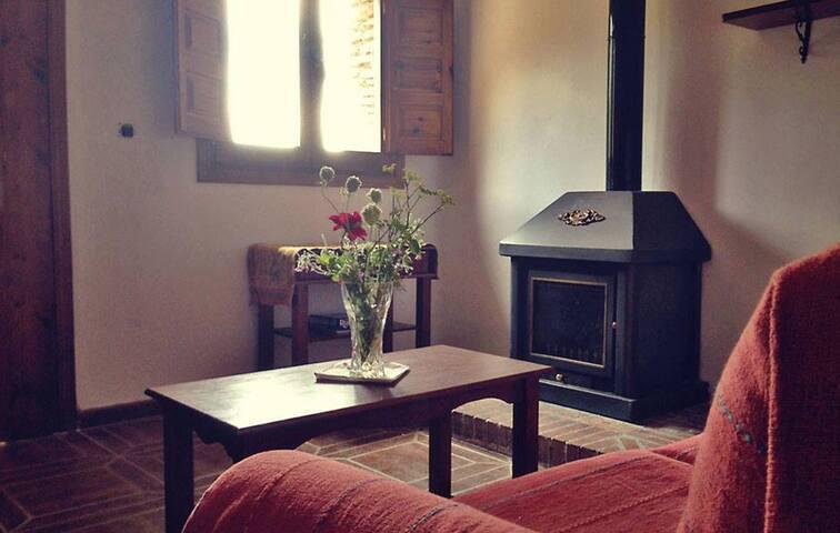 Apartamento rural en Trevélez - Trevelez - Daire