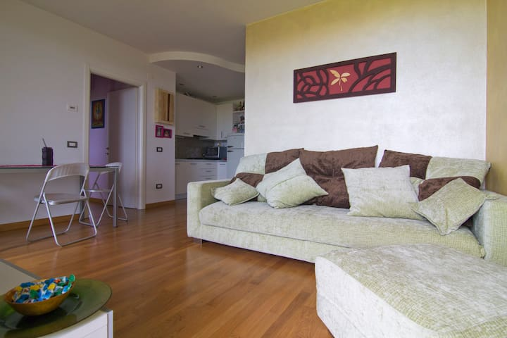 Flatlet or room in Reggio Emilia - Bellarosa, Albinea - Apartemen