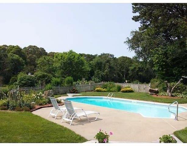 Barnstable Village .. Private Pool - Barnstable