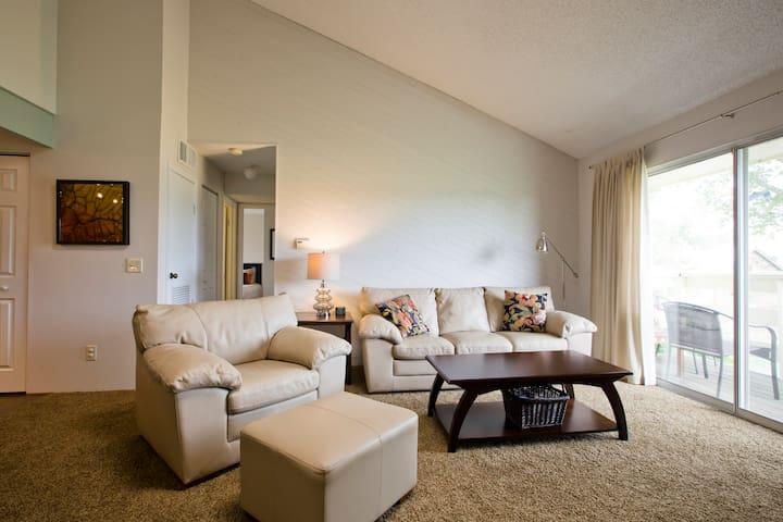 Cozy 2 bedroom Condo Near Mountains - Wheat Ridge - Συγκρότημα κατοικιών