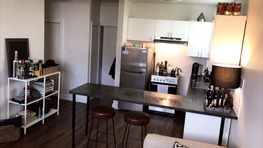 Stylish One Bedroom in Downtown St.Catharines!