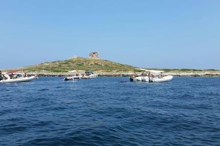splendida villetta a mare - Isola delle Femmine