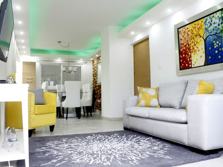 Zona Colonial NEW Luxury Apartment + Pools + Gym