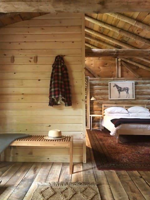 Wheeler Cabin