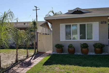 Studio. Own entrance & own bathroom - Buena Park - Hus