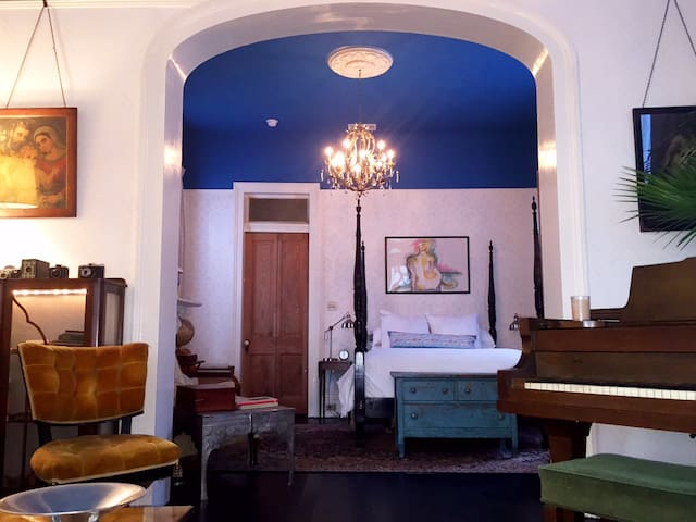 Two Room Private Suite, Marigny - New Orleans - House