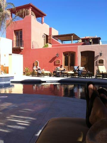 Casa de Rojo - Loreto - Apartament