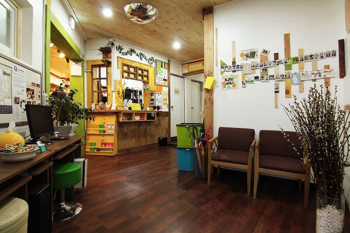 Banana homes - Single room(private bath)Long Stay