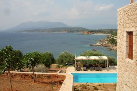 Seaside stone-built Apartment! - Ασωπός Δήμου Μονεμβασίας