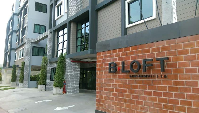 B-loft/New Condo/35SQM/2F/Pool