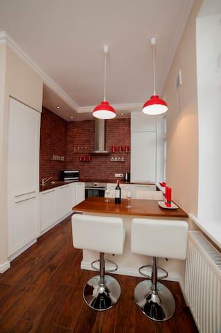 1 bedroom apartment in Jelenia Gora - Jelenia Góra - 公寓