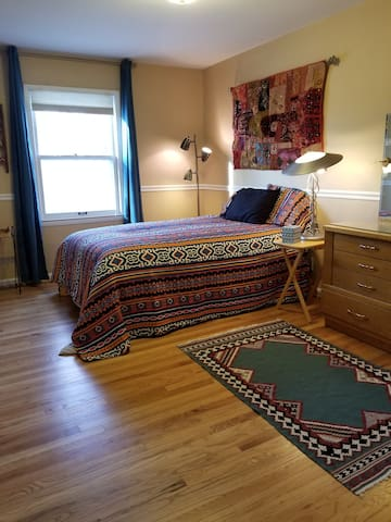 Make this Prairie Village gem  your home base!