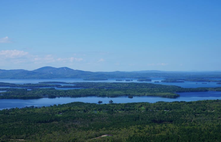 Guidebook for Ossipee