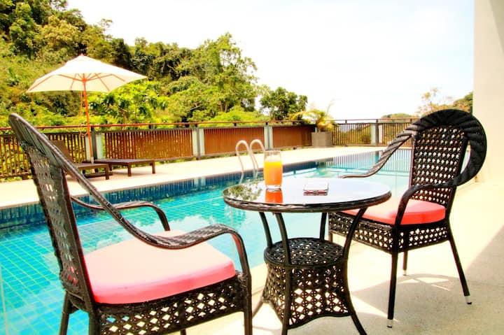 One Bedroom Direct Pool Access Kamala-Patong Rd.