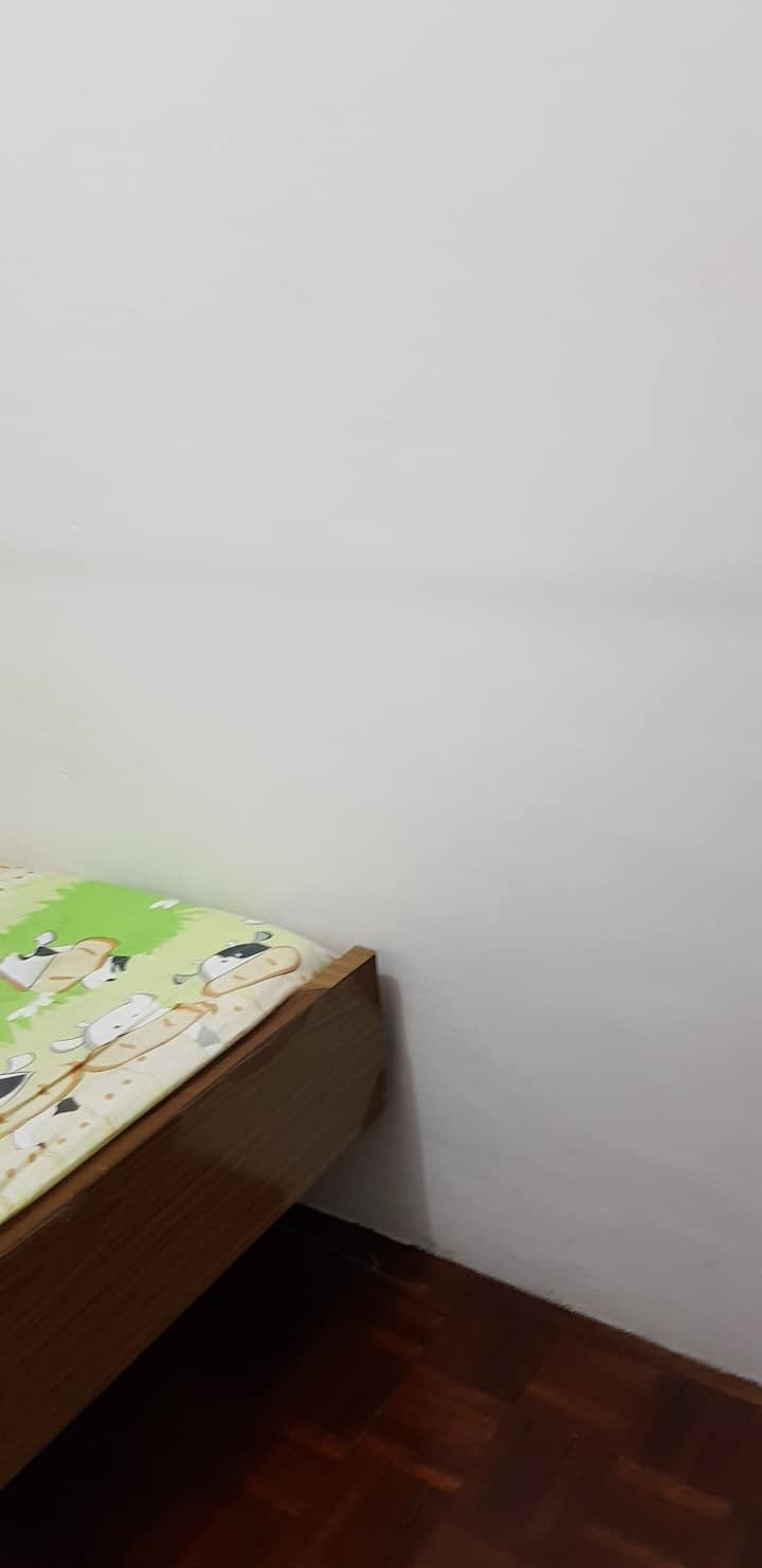 Sibu guest room