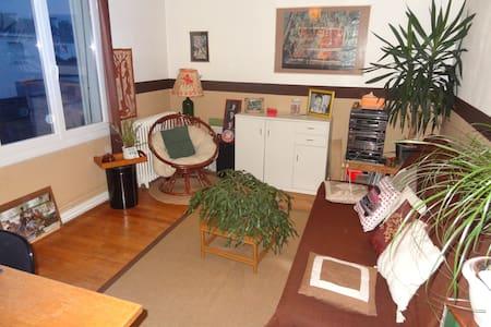 Chambre La Nazairienne - Saint-Nazaire - Bed & Breakfast