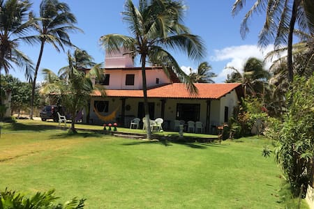 A house with 4 bedrooms at Flexeiras beach - Ceará