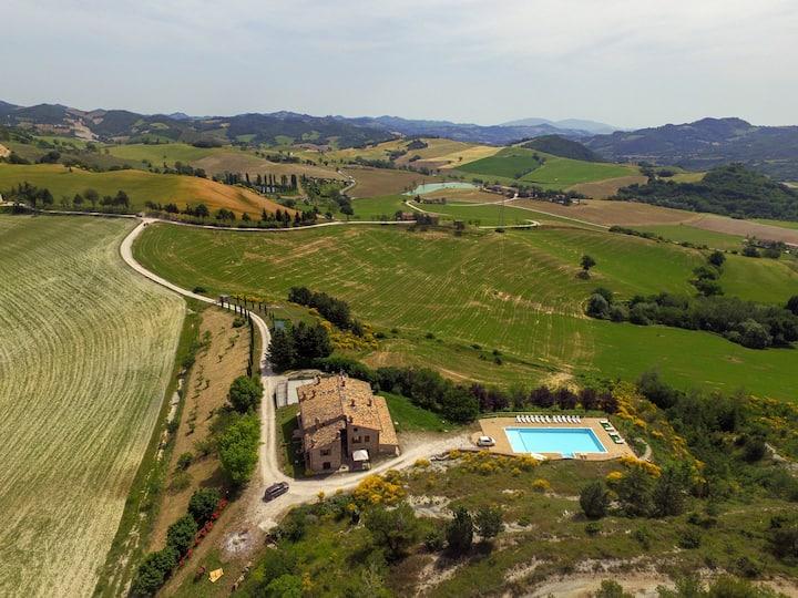Agriturismo Il Poderetto - Piero della Francesca