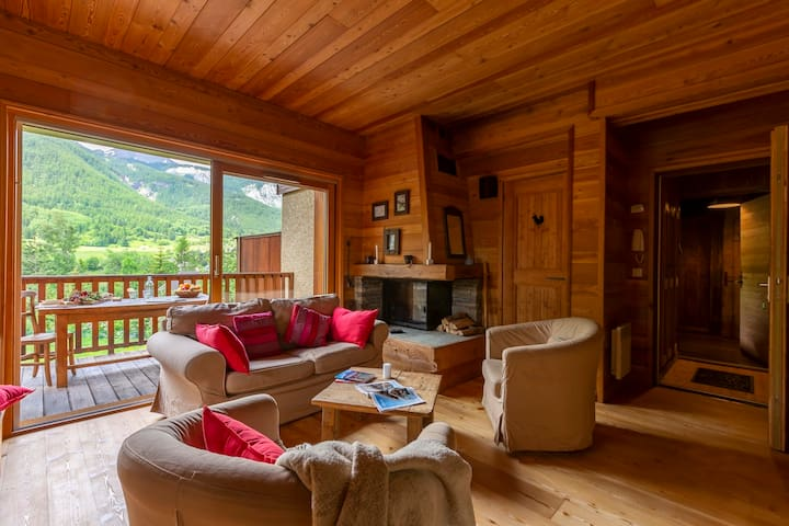 Appartement de charme - Serre Chevalier