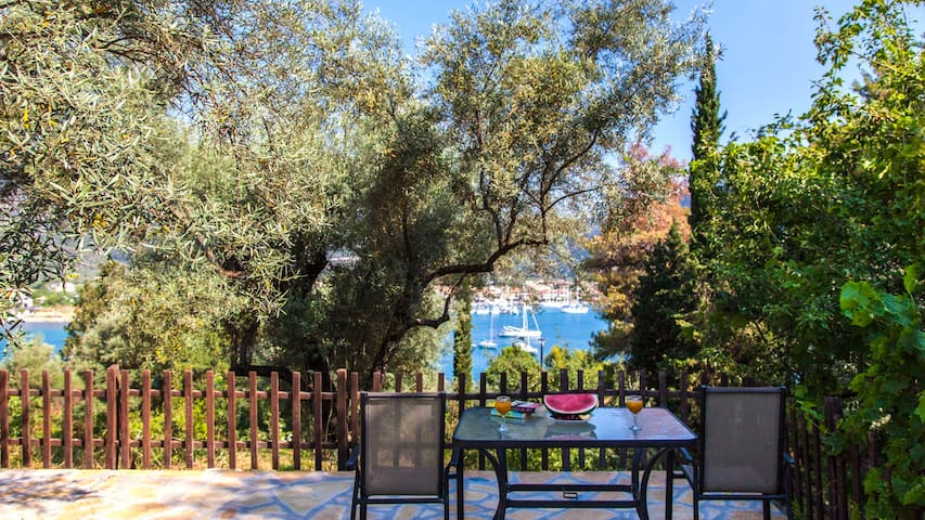 Tranquil apartment perfect for 2 couples - Agios Christoforos - Wohnung