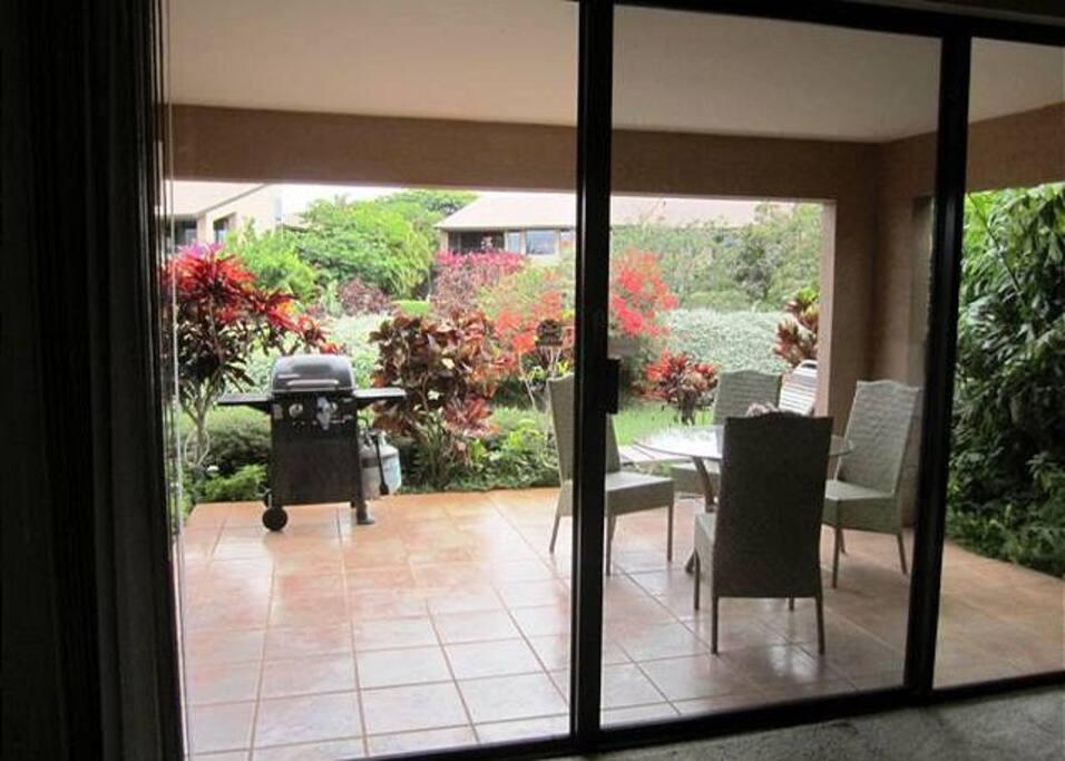 Lanai (patio)