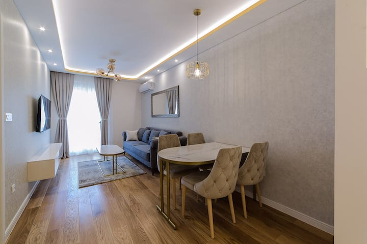Modernista apartment Central point