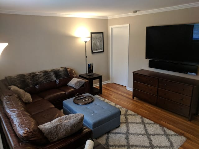Downtown Raleigh Condo
