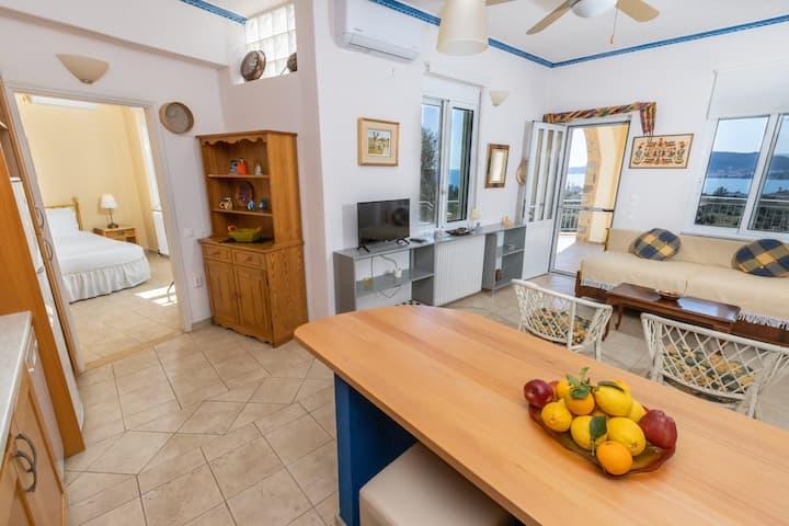 Buena Vista: Upscale 2-Bedroom Home in Selinitsa