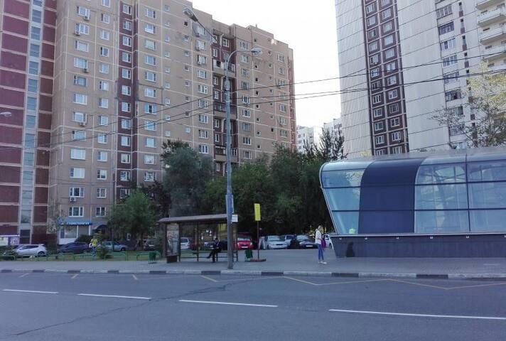 Квартира у метро Новокосино