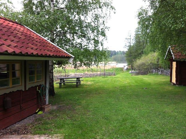 Bo på Alpackafarm - Stallarholmen - Apartment