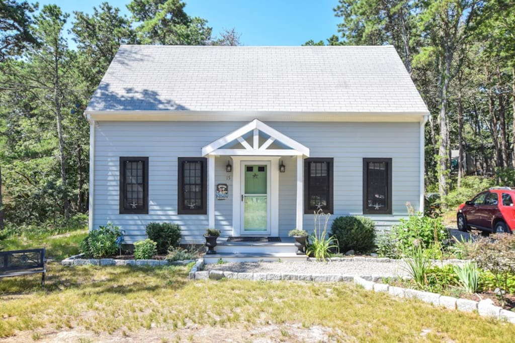 302 Picture Perfect Home In Wellfleet Close To National