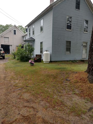 Hiram Home with Saco River Water Access