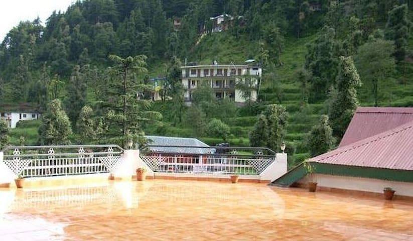 Beautiful stay at Bhagsu Mcleodganj