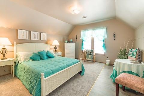 Davenport Inn Bed and Breakfast/Gateway Room