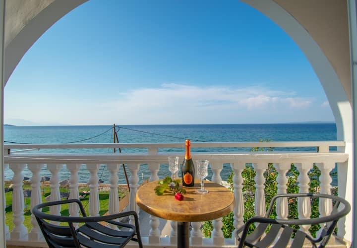 Standard room with sea view by Agoulos Beach Hotel