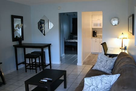 1/1 between airport, Los Olas and beaches - Fort Lauderdale