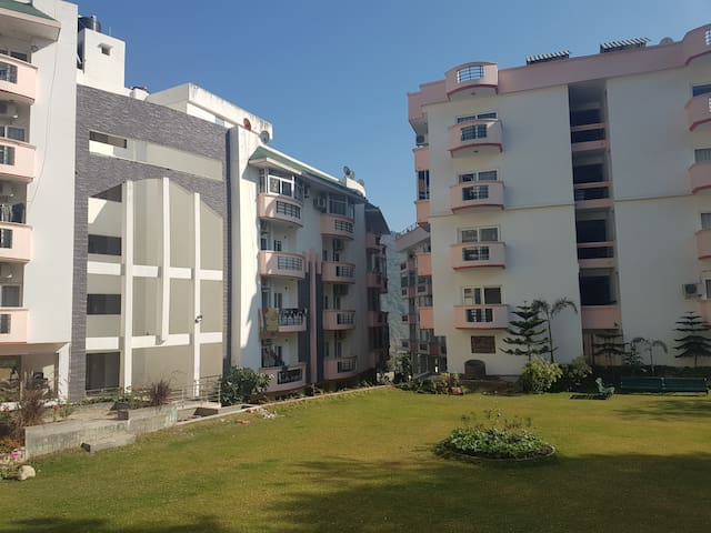 Entire fully equipped flat in hills - Rishikesh - Appartement