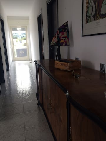 VILLETTA CON TUTTI I CONFORT - San Nicandro Garganico - Flat