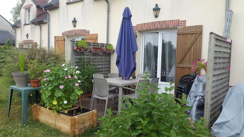 Cottage avec terasse privative à 15 km d'Orléans - Ardon - Casa