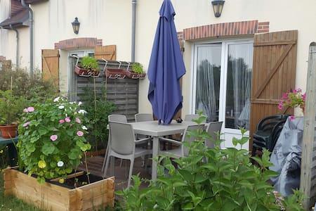Cottage avec terasse privative à 15 km d'Orléans - Ardon - Dům
