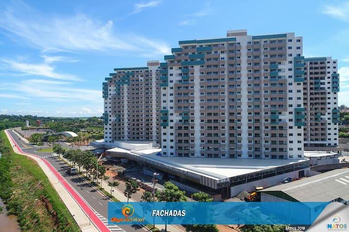 Olímpia Park Resort - Locação