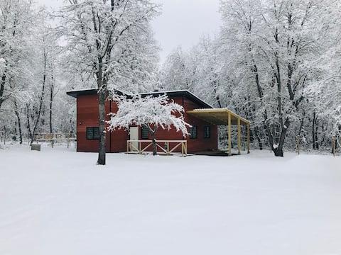 Cabañas Villa Blanca, para 4 personas(n°4)