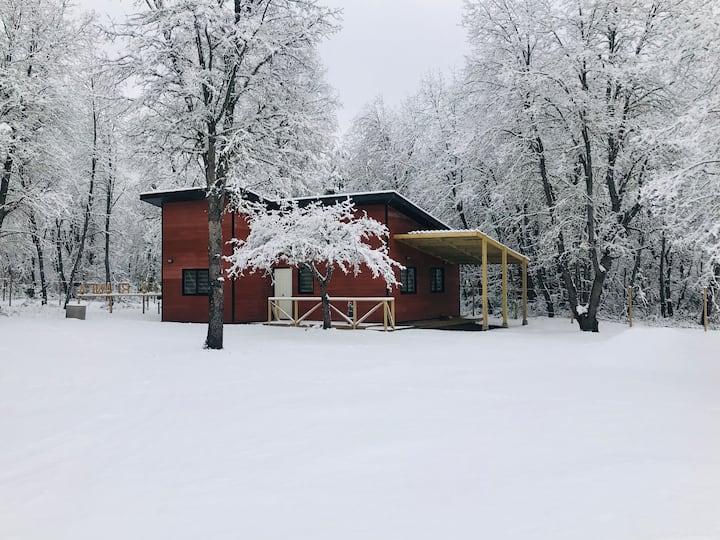 Cabañas Villa Blanca, para 4 personas(N°1)
