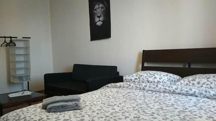 Однокомнатная квартира в Солнечногорске