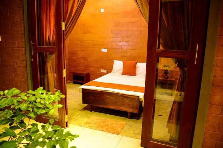 Bedroom 3 with attached bath