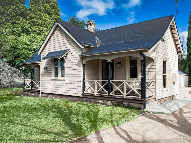 Polo Cottage Bowral, Private historic house. - Bowral - Huis
