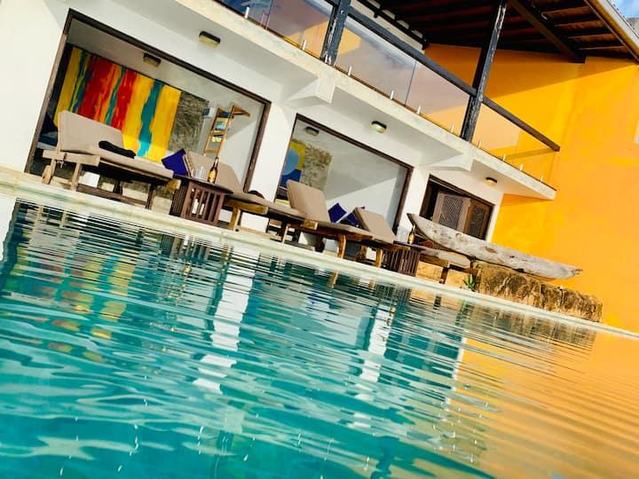 Thambilli Beach Front Villa