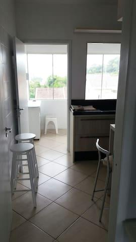 Apartamento simples e aconchegante - Blumenau  - Apartamento