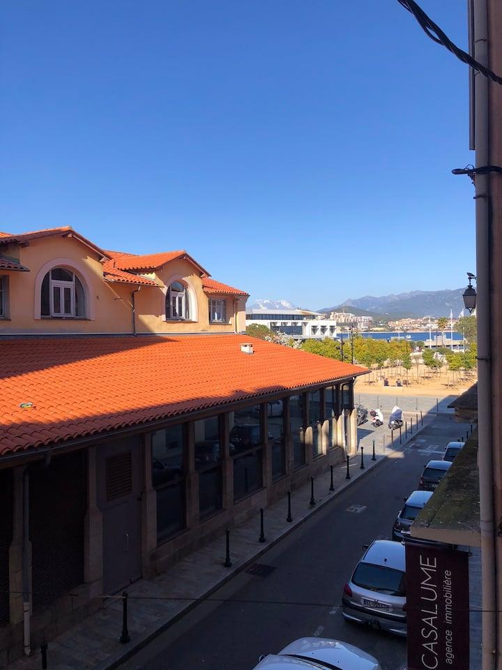 Bel appartement au cœur du centre-ville historique