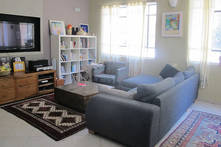 quiet & cozy place near the beach - Herzliya - Huoneisto